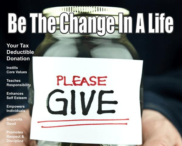 Please Give Change